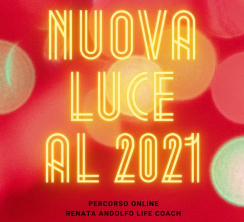 nuova luce al 2021 renata andolfo fb